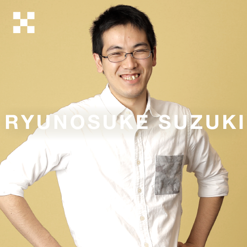 RYUNOSUKE SUZUKI