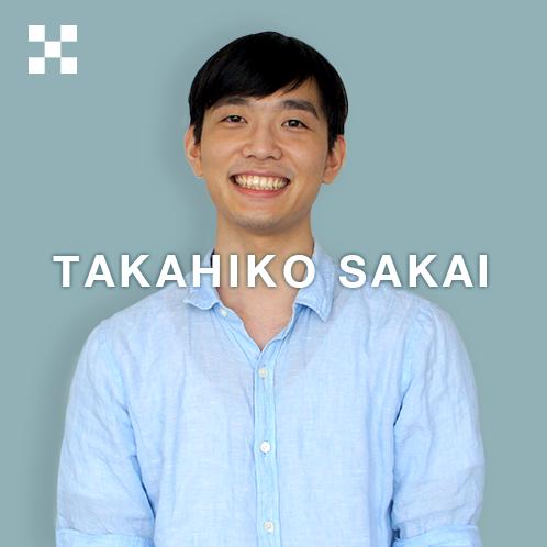 TAKAHIKO SAKAI