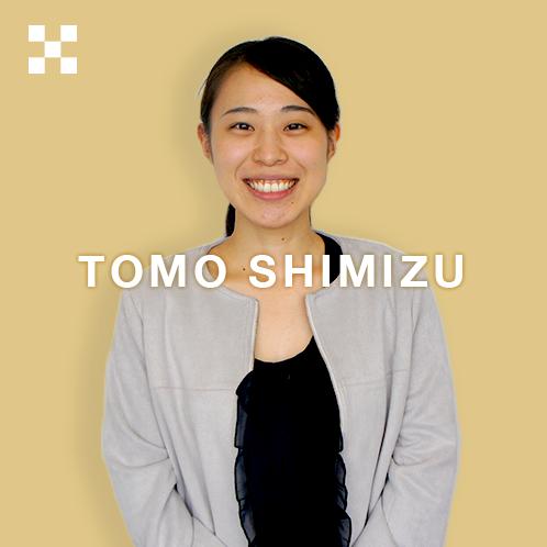 TOMO SHIMIZU