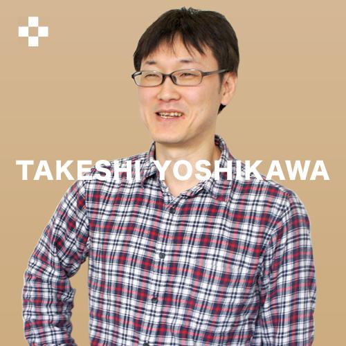 TAKESHI YOSHIKAWA